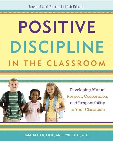 Positive Discipline in the Classroom Book Cover